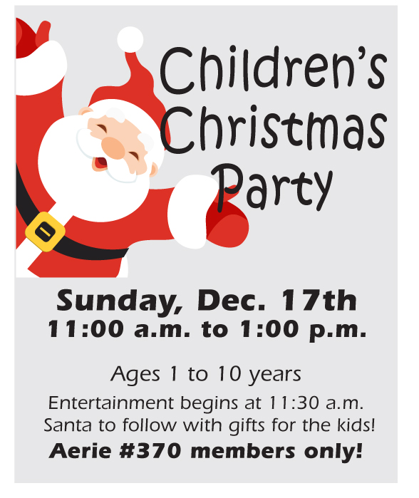 childrenschristmasparty