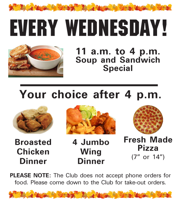 wednesdayspecials